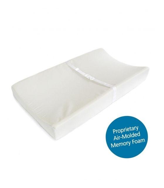 Komfortowy materac THE ARK® do przewijania z pianki termoaktywnej