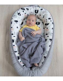 Kokon, gniazdko niemowlęce Miśki