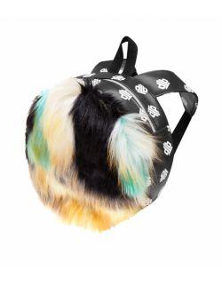 Plecak Futrzany Dziecięcy Multicolour - Fur 3Colour YGB