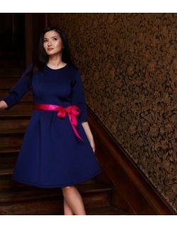 Sukienka do karmienia i po karmieniu Amazing Navy Dress