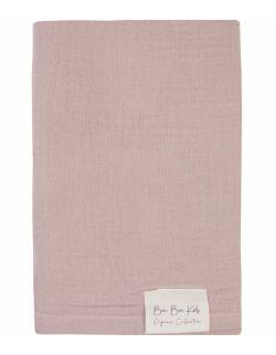 Otulacz muślinowy Powder Pink