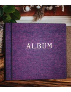 Album na zdjęcia Lawendowe Pole 32x35