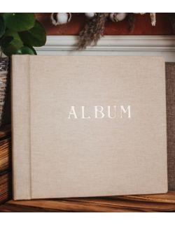 Album na zdjęcia Kłos pszenicy 32x35
