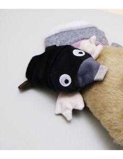 Krecik - zabawka z sensorycznym wypełnieniem