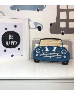 LAMPKA HAPPY MINI BLUE AUTO
