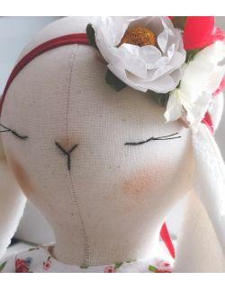 FLOWER BUNNY GIRL 3