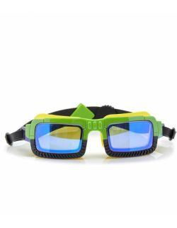Okulary do pływania Norris, zielone, Bling2O