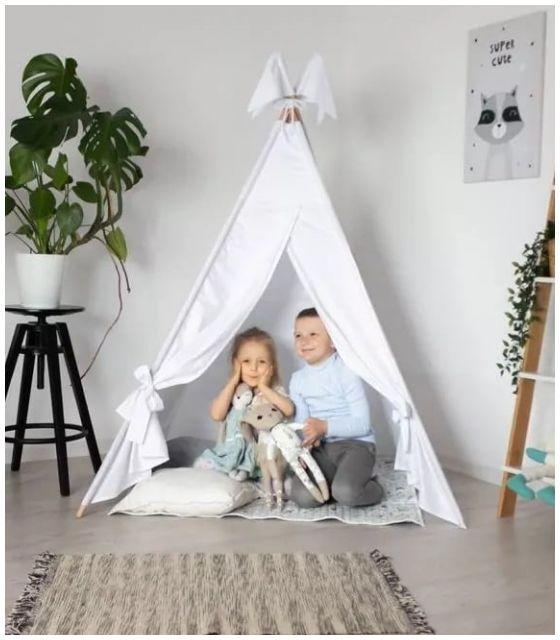 Namiot Tipi Biały