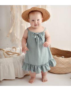Sukienka JAGUSIA patynowa