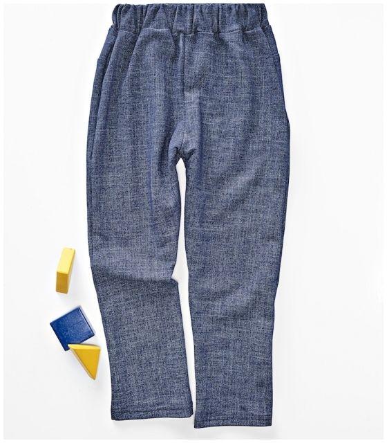 Długie spodnie z materiału dresowego / unisex