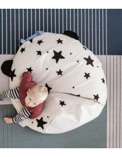 Bini with stars | niebieski uchwyt