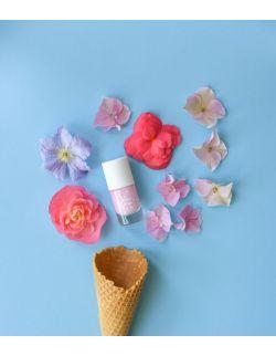 Magiczny lakier do paznokci dla dzieci - odcień pastelowy róż