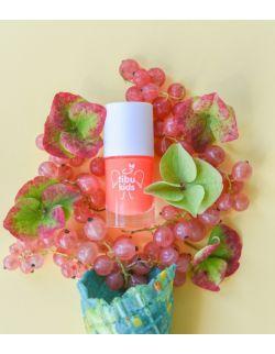 Magiczny lakier do paznokci dla dzieci - odcień neonowy pomarańczowy