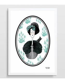 Plakat Kaczka Klementyna