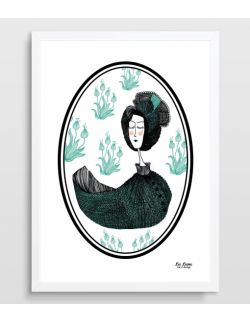 Plakat Kaczka Klara