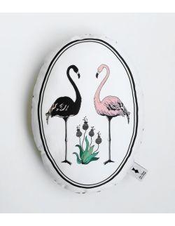 Poduszka dekoracyjna La Lune Flamingi