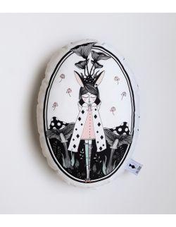 POduszka dekoracyjna La Lune - Magiczny Las