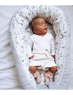 Kokon, gniazdko niemowlęce White Rabbit