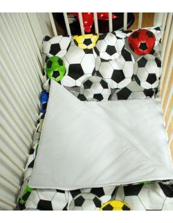 Śpiworek do spania w piłki