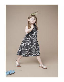 Sukienka dla dziewczynki jungle