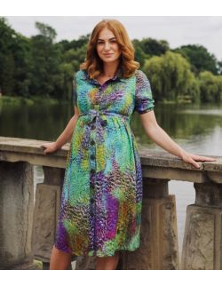 Sukienka ciążowa Amethyst Clara