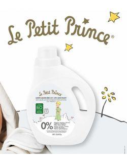 Naturalny płyn do prania ubranek dziecięcych 2w1 z płynem zmiękczającym 1L