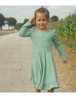 Sukienka Kornelia Miętowa