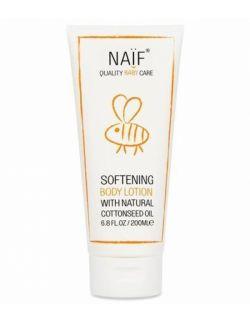 Zmiękczający balsam do ciała NAIF 200 ml