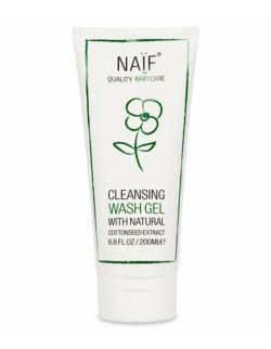 Oczyszczający żel do mycia NAIF 200 ml
