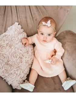 By Royal Baby Dwustronna Delikatna Sukienka dla dziewczynki - Wiele Kolorów