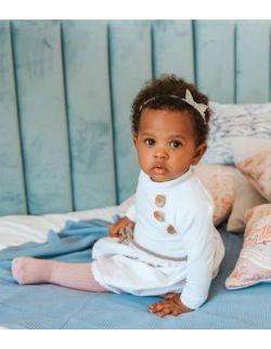 By Royal Baby Dresowa Sportowa Sukienka dla dziewczynki - Kolory
