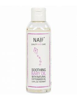 Kojący olejek do ciała NAIF 100 ml
