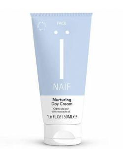 Pielęgnujący krem na dzień NAIF 50 ml