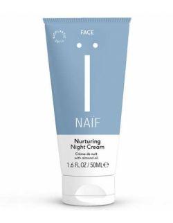 Pielęgnujący krem na noc NAIF 50 ml