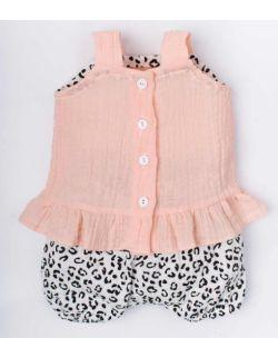 By Royal Baby Komplet niemowlęcy bluzeczka bloomersy prezent wyprawka
