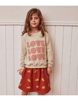 Bluza dziecięca love