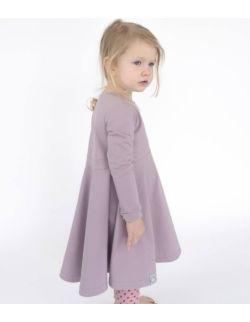 sukienka NORMANDIA- woń bzu- MODELKA