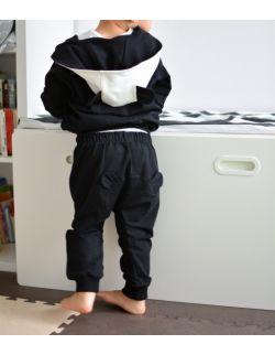 Spodnie bear panda