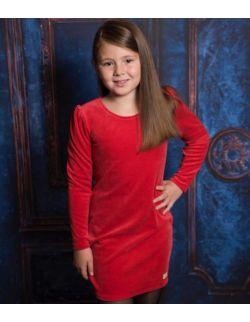By Royal Baby Edition my princess aksamitna elegancka sukienka dla dziewczynki