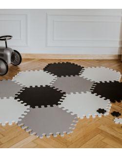 Mata Hexagon rozmiar XXL