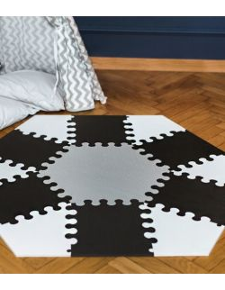 Mata Hexagon rozmiar L