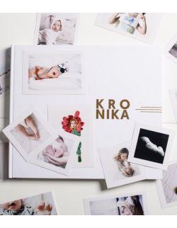 Album Kronika white