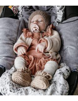Śpiworek do fotelika otulacz Stars