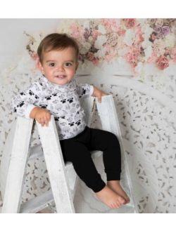 By Royal Baby Komplet dziecięcy dres do przedszkola podwodny świat
