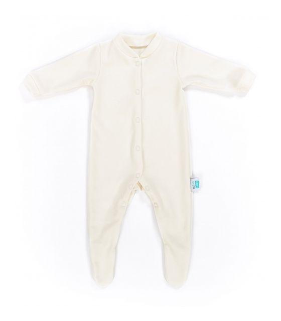 Paczuszka Maluszka Organic -3 rozmiary - zestaw ubranek dla noworodka z bawełny organicznej