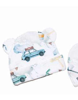 Prezent dla niemowlaka gift box maluchem przez świat