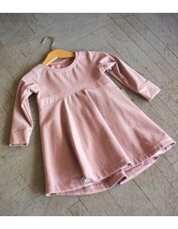 sukienka Normandia - woń bzu