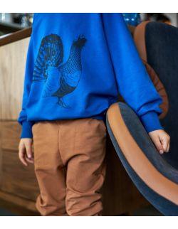 bluza Głuszec - morska głębia- MODEL