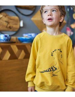 bluza Dudek - słonecznik- MODEL