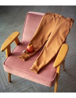 spodnie MARCHEWKI - woń cynamonu- PREZENTACJA